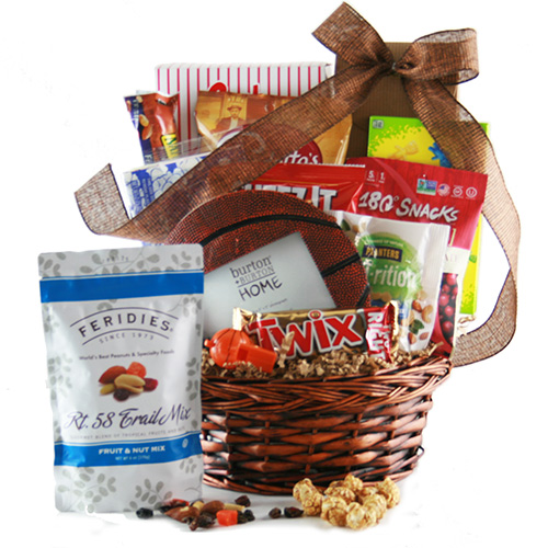 Image 0 of Nothing But Net: Basketball Gift Basket