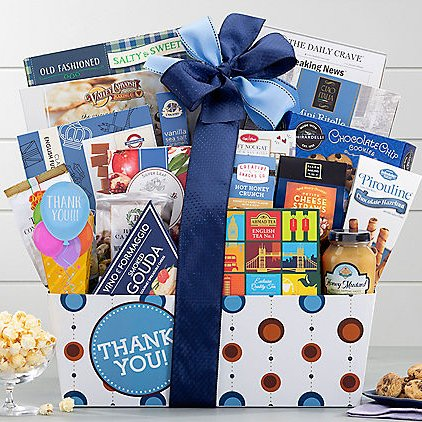 Image 0 of Thank YOU: Thank You Gift Basket